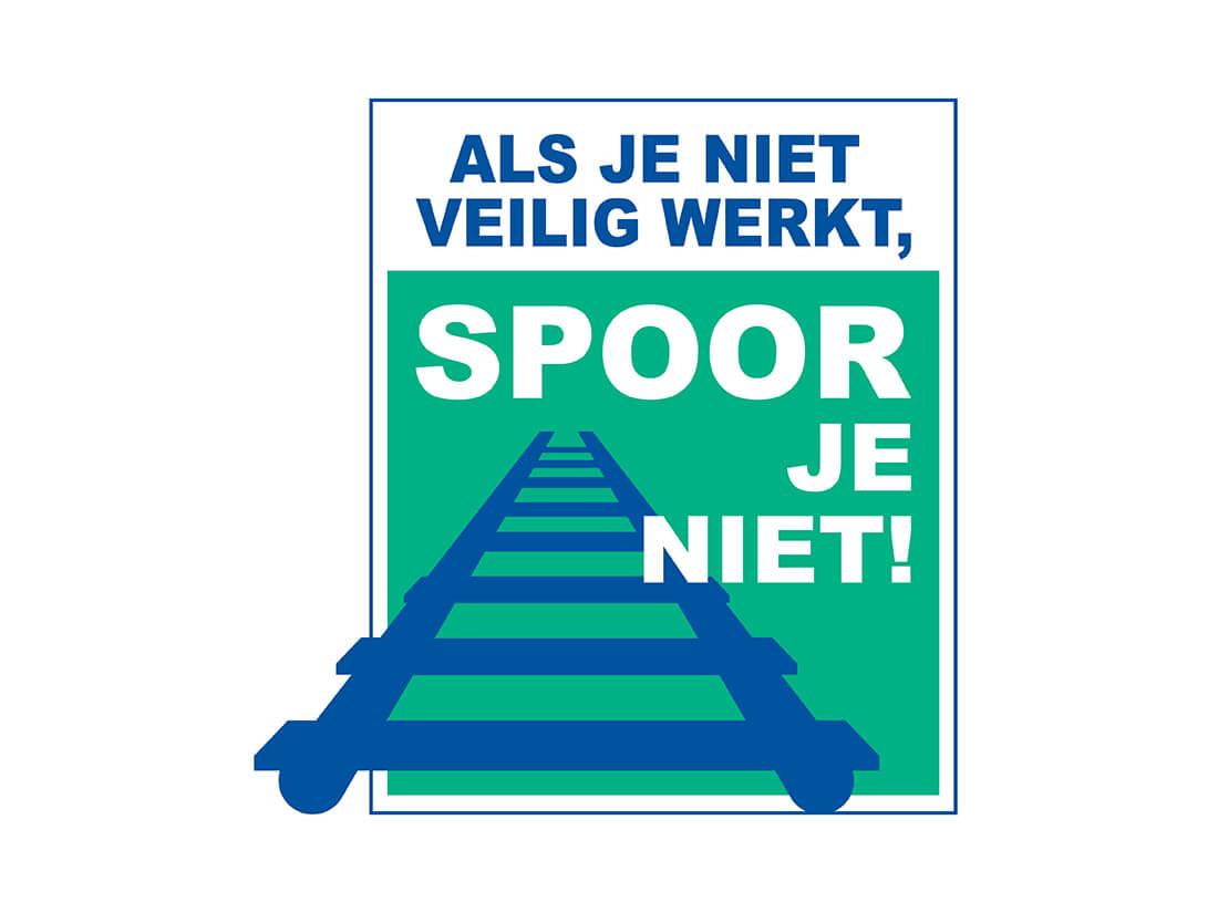 Veilig Spoor logo